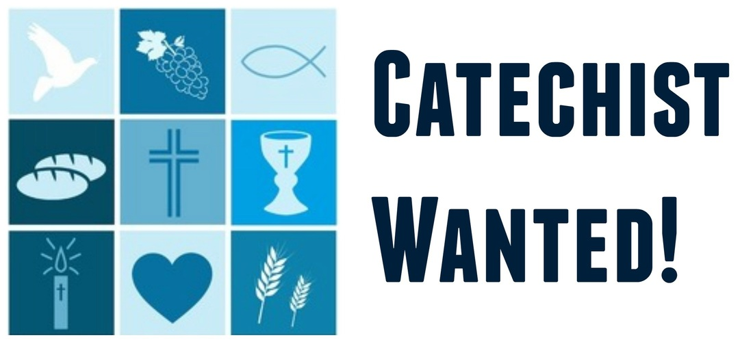 Image result for catechists wanted